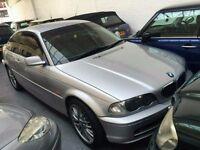 BMW 318CI 1.9 Petrol Drives perfectly 12months Mot