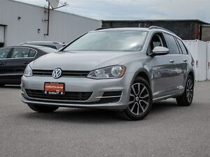 2016 Volkswagen Golf Wagon BLUETOOTH, APP-CONNECT, HEATED SEATS