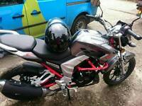 Lexmoto Venom SE 125 for sale