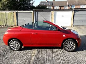 Nissan micra convertible sport 2 lady owners 2006