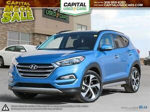 2017 Hyundai Tucson SE *Backup Camera *Sunroof *Heated Seats *Si
