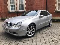 Mercedes Benz C180 Kompressor AUTOMATIC**1 OWNER**PAN ROOF**FULL HISTORY