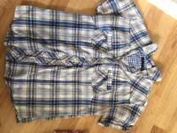 Unisex flannel shirts