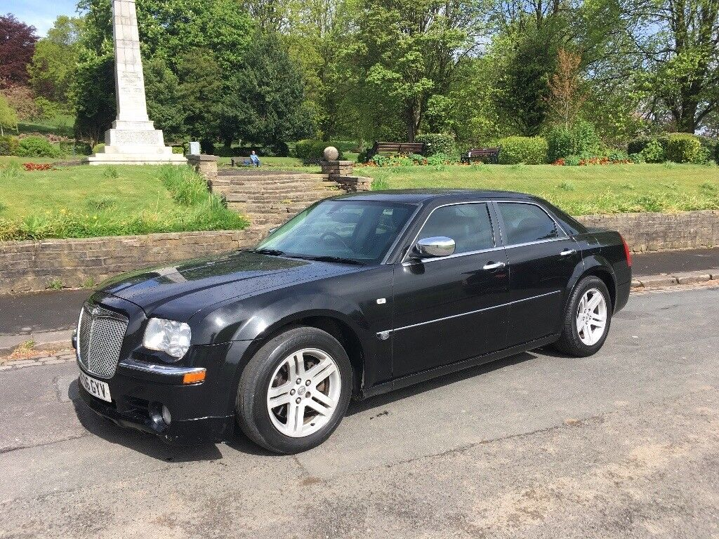 2006 chrysler 300c auto in church lancashire. Black Bedroom Furniture Sets. Home Design Ideas