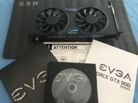 EVGA GeForce GTX 970 SC ACX2.0 GAMING Graphics Card - 4GB