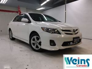 2013 Toyota Corolla $125.63/BW+HST , S PACKAGE , LOADED