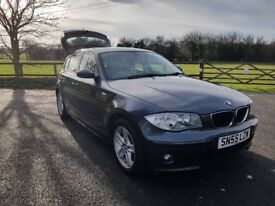 **QUICK SELL** BMW 1 SERIES 1.6 116i 5d, 2 remote keys.