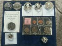Coins, Silver and other