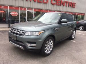 2015 Land Rover Range Rover Sport V6 HSE, loaded, Accident free!