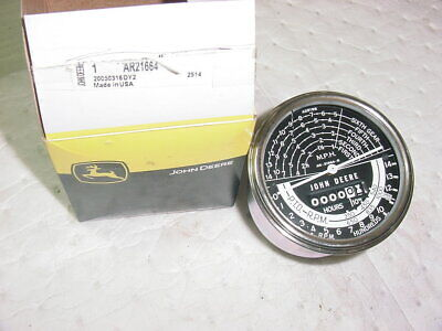 New Old Stock John Deere Tachometer 620 630 720 730 Ar21664