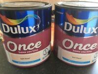 Dulux soft stone paint