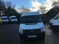FORD TRANSIT MWB MEDIUM ROOF.2012.WARRANTED 48K MILES.CHOICE OF 6 VANS