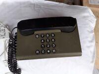 Vintage/ Retro Danish Design DanMark Classic Telephone Made in Denmark