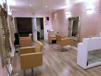 Nail Technician, Hairdresser and Beautician welcome to rent space/chair/room in salon.