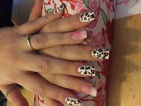 Belles Mobile beauty Rotherham/Sheffield, Eyelash extension, acrylic nails, shellac, eyebrow wax