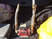 3 Bar Regenerative Shower Pump