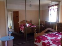 Double room to rent, non smoker, shared bathroom with one other double room.