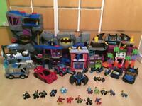 Imaginext batcave bundle