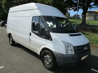 2007 57 FORD TRANSIT 2.4 100 TDCI LWB BRAND NEW HEAD DRIVES PERFECT LOW 115K SUPER CONDITION PX SWAP