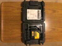 Dewalt DW088 laser level (spares/repair)