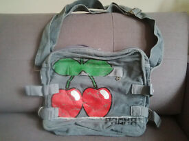 PACHA Ibiza cross body shoulder bags (school bag), excellent condition, official brand