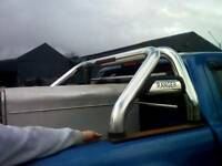 Chrome roll bars ford ranger