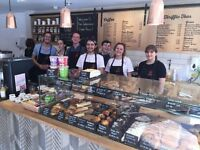 Fun staff wanted for Fabulous new coffee shop