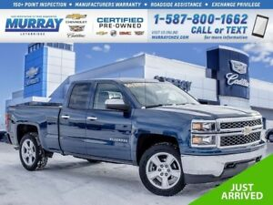 2015 Chevrolet Silverado 1500 **Only 25,000 kms!  One Owner!**