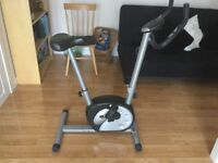 Exercise Bike, hardly used.