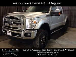 2012 Ford F-350 Superduty Lariat *Diesel* *Leather* *Lift*