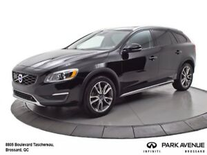 2015 Volvo V60 Cross Country **T5 Platinum** AWD CUIR CAM CUIR T