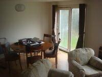 Double room for rent in ground floor flat