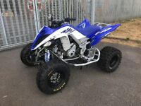 2013 YAMAHA RAPTOR 700 R ROAD LEGAL px swap