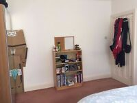 Double room with garden access