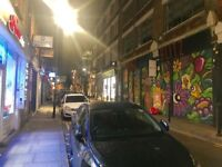 RESTAURANT IN BRICK LANE E1 50-60 COVERS - FOR RENT - WITH NO PREMIUM