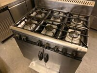 LPG GAS COOKER OVEN OUTDOOR KITCHEN CATERING COMMERCIAL KITCHEN FAST FOOD