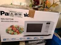 Panasonic Microwave Oven nn-e271w