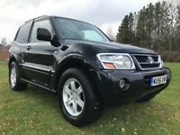 MITSUBISHI SHOGUN 4WORK DiD WARRIOR DIESEL SWB