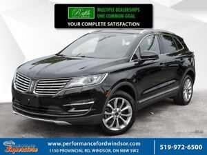 2016 Lincoln MKC Select***AWD, navigation, heated power seats, r