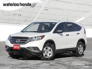 2014 Honda CR-V LX Back Up Camera, Heated Seats and more!