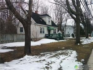 0$ - Terrain résidentiel à vendre à Pointe-Claire