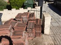 Roof Tiles Marley 500+ used