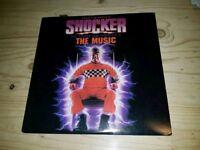 SHOCKER album vinyl record from wes craven film