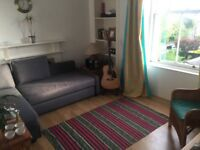 Large 1 bedroom fully furnished flat available 31st August