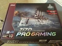 ASUS Z170 PRO GAMING 2 years warranty £99