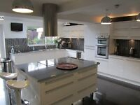 Professional Kitchen Fitter & Bathroom Fitter - Leicestershire