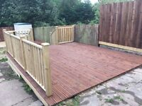 Fencing services from £30 a meter