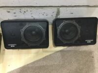 For sale. Pair of Kenwood speakers