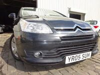 05 CITROEN C4 COUPE 1.6 DIESEL,MOT DEC 016,PART HISTORY,2 KEYS,3 OWNERS FROM NEW,VERY RELIABLE CAR