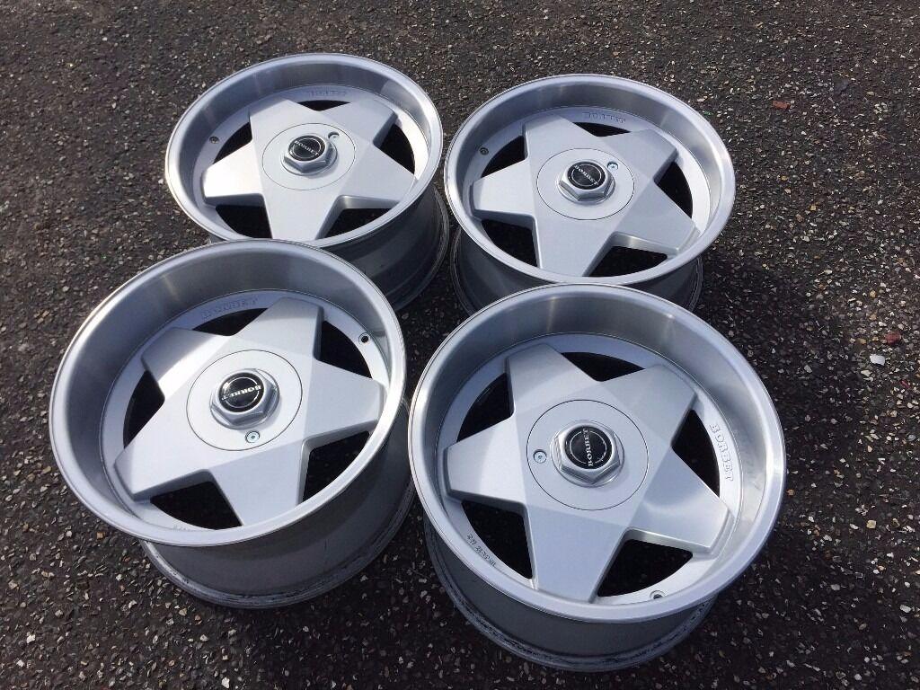 Borbet A Deep Dish Alloy Wheels 17inch 5x112 Mercedes
